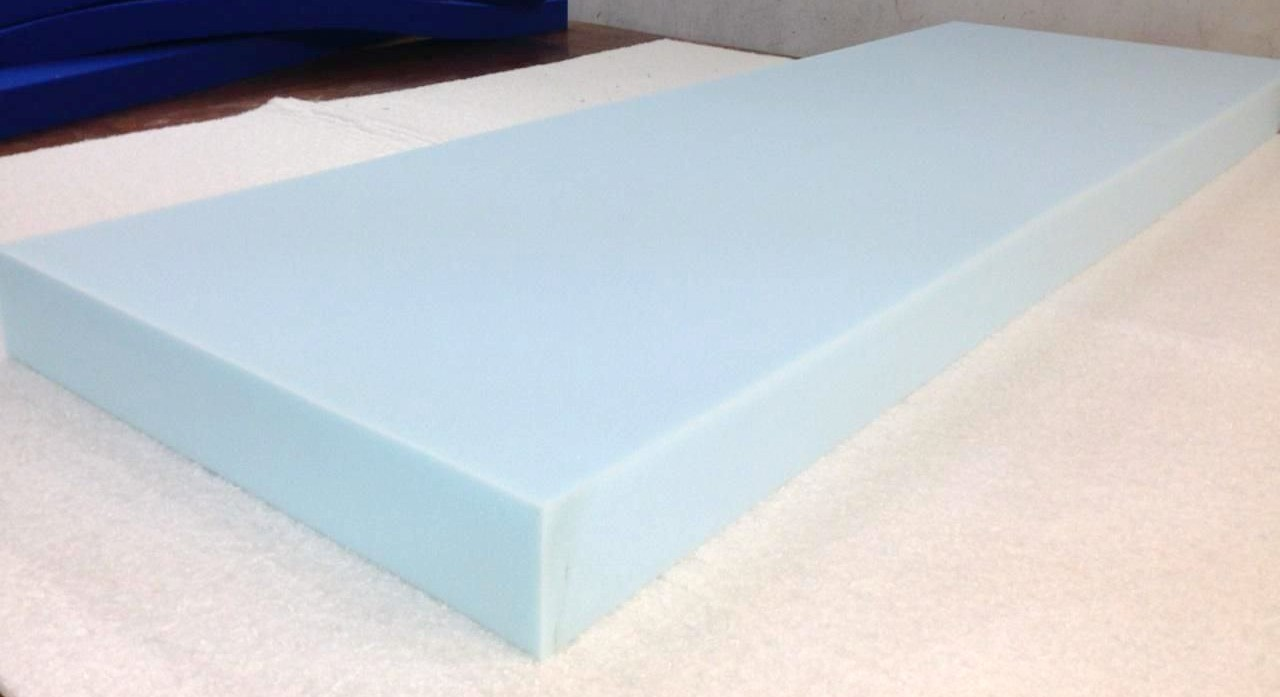 comfort foam supplies foam topper.